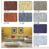 Modern design polyester Shaggy Carpet