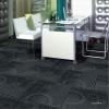 Modern office carpet tiles