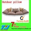Modern outdoor garden waterproof pillow