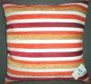 Multicolour Chenille Cushion Cover
