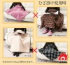 Multifunction Polar Fleece Knee Blanket