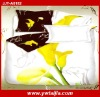 NEW 4pcs 100% cotton twill printed beautiful bed sheet sets
