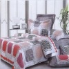 NWY-HY001 Cotton Bedding Set-----4 PCS