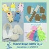 Natural Loofah/Linen/Nylon Cartoon Bath Products