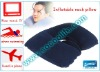 Neck Travel Inflatable pillow with blinder and earplug,travel trip pillows,business trip pillow