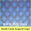 Needle punch Jacquard carpet