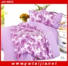 New Arrival Beautiful King Size Bed Sheets Cotton