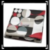 New!! Black Red Soft Throw Pillow Case Cushion Cover