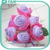 New Design Romantic Roses Cake Towel