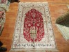 New Design of Hand Knotted Pure Silk Carpets