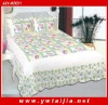 New Reactive 100%cotton Printed And Patchwork Thick Quilt