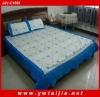 New Series Soft Embroidered Imitation Silk Bed Sheet