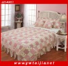 New Style Comfortable And Printed 100% Cotton Quilts