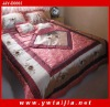New Style Fashion And Luxury Patchwork Bedding