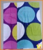 New Style round patten printed Beach Towel