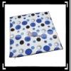 New!! White Blue Circle Throw Pillow Case Cushion Cover