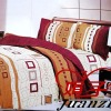 New design healthy polyester quilt set