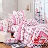 New disign colorful comforter sets