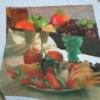 New full printed microfiber towels(fruit design)