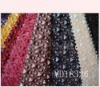 New shiny pu leather for sofa with high quality