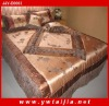 New style fashion and luxury patchwork anole bedding set