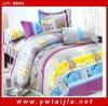 Number print bedding set/ classic design bedding set-Yiwu taijia home textile