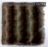 Ombre Faux Fur Cushion Cover