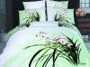 Orchid!100%Combed Cotton Reactive Printed Bedding