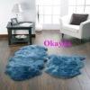 Organic Sheepskin Rug