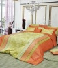Oriental beauty cotton bed sheet, Oriental with Mineral fiber