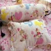Oriental style lovely cotton pillow cases for children kids baby