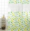 PEVA joint shower curtain
