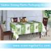 PEVA table cover,disposable table cover