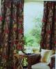 POLYESTER CURTAIN(plain voile curtain,home textile)