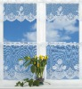 POLYESTER KNITTED KITCHEN CURTAIN PATTERNS