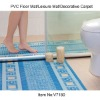 PVC Anti-slip Bathroom floor mat