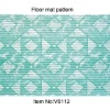 PVC Bathroom Floor mat,Floor carpet,leisure mat