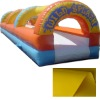 PVC inflatable bouncer fabric
