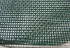 PVC mesh fabric for building protection