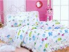Pigment Printed Children and Kids Beddings
