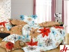 Pigment printed cotton washable bedspreads