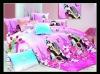 Pink Memory Bedding set