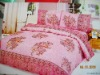 Pink luxury quilt cover sets