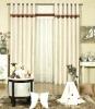 Plain Jacquard Ready Made Window curtain