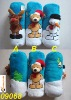 Plush and Stuffed soft Pillow,Christmas theme -09068