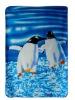 Polar fleece children's blanket