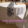 Polyester/Cotton Yarn Dyed Jacquard Table Cloth