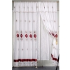 Polyester Embroidery Curtain
