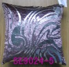 Polyester Velvet Cushion