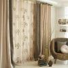 Polyester curtain Noflip